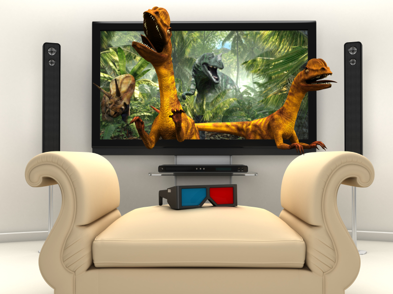 Are 3D TVs Worth It?