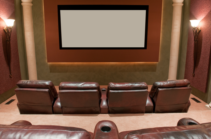 4 Considerations for Buying Home Theater Seating