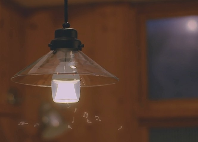 Light Bulbs with Bluetooth Speakers Can Transform Your Home Theater