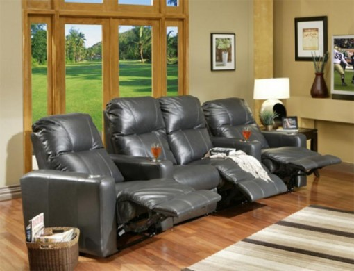 Cipriani home theater seating
