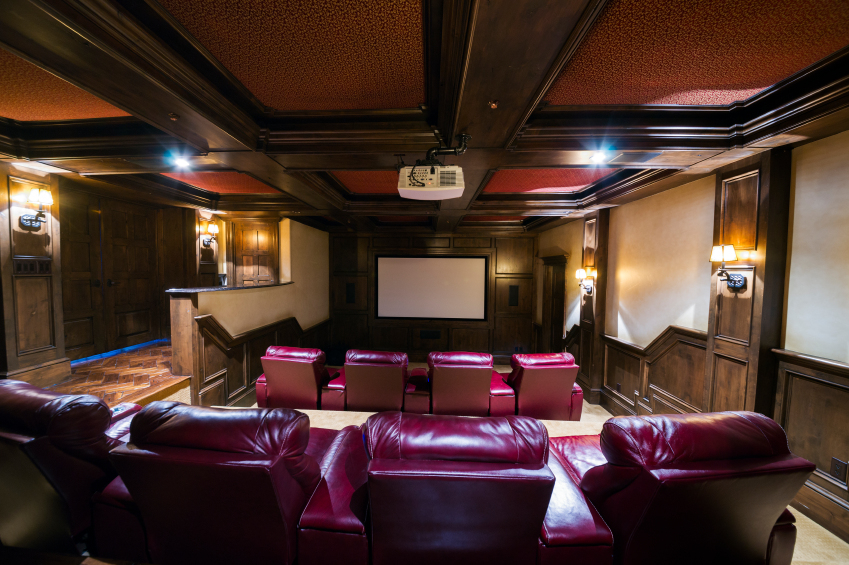 Make Sure You Get the Seating Just Right in Your Home Theater